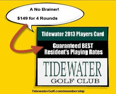 A-No-brainer-Players-Card_Tidewater-Golf-Club