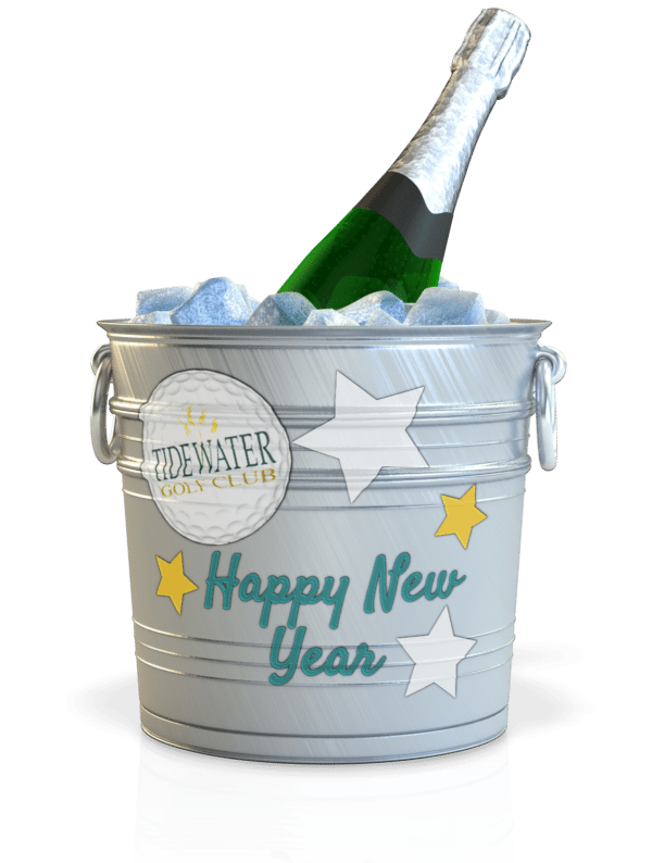Happy New year _2015_champagne_in_a_custom_bucket