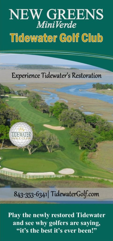 Home | North Myrtle Beach Golf Courses - Tidewater Golf Club