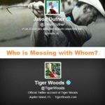 Jason Dufner Twitter Request Denied By Tiger Woods
