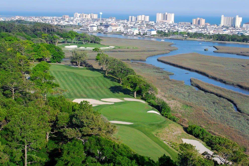 Best Golf Courses In Myrtle Beach Under