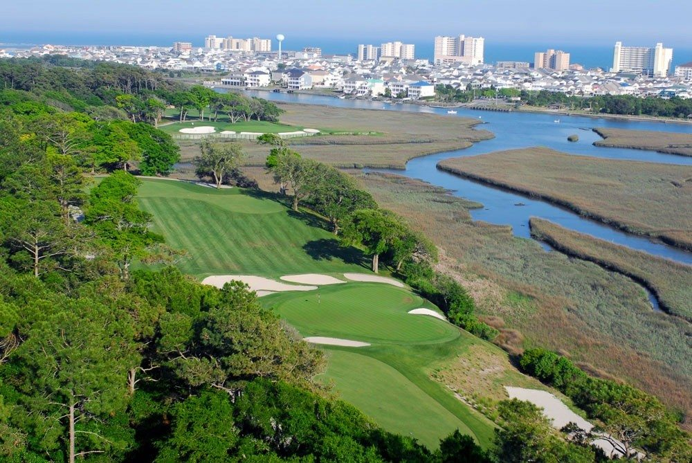 Best Myrtle beach Golf Course holes - Tidewater #3