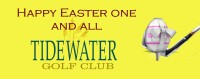 Happy Easter_Myrtle Beach _SC_Tidewater_Golf_Club