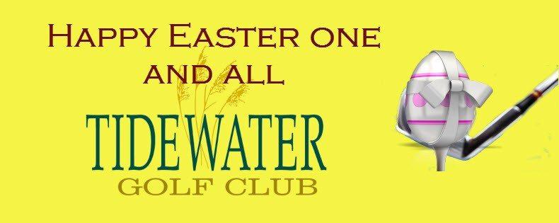 Happy Easter_Myrtle Beach _SC_Tidewater_Golf_Club