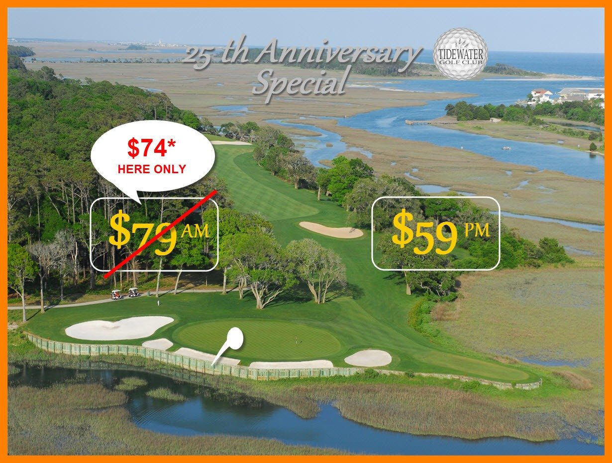 Summer 2015 Golf Special_25th Anniversary