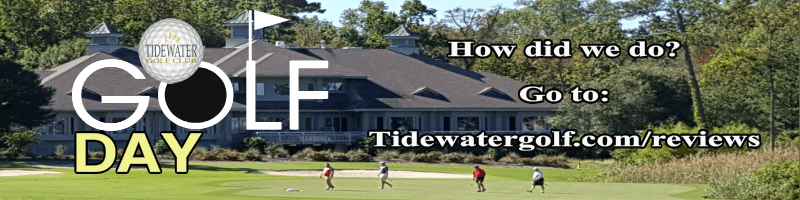 Tidewater Golf Course T links