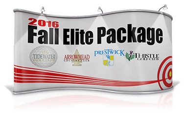 Fall elite golf package myrtle beach SC