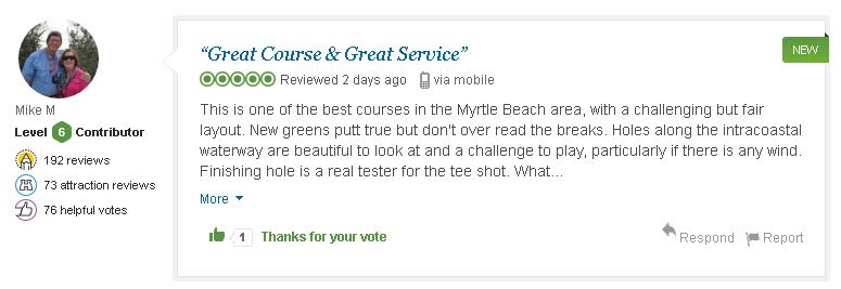 Mike M_Tidewater Golf_review