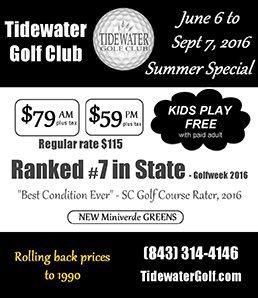 Summer Golf Facebook special