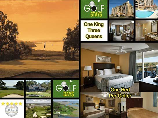 Golf Days  and Golf Stays  Tidewater Tilghman