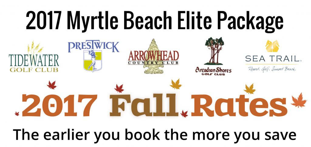 Golf Fall Elite Package