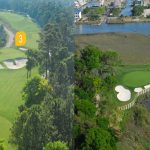 Jack or Arnie_The Masters or US Open_3rd or 12th hole Tidewater