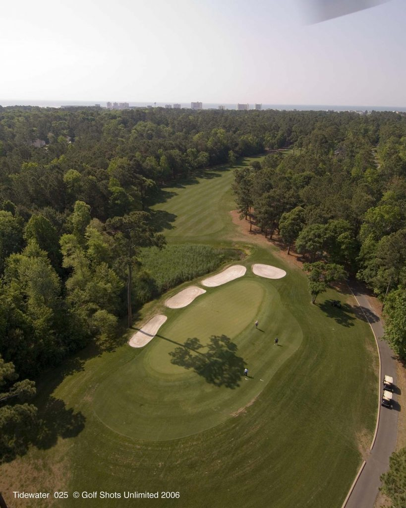 Tidewater #15 golf hole