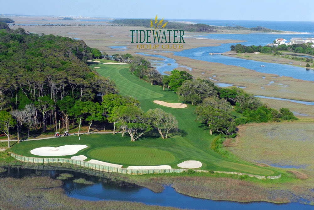 Ideal Course to Build a summer Myrtle Beach Golf Trip Around