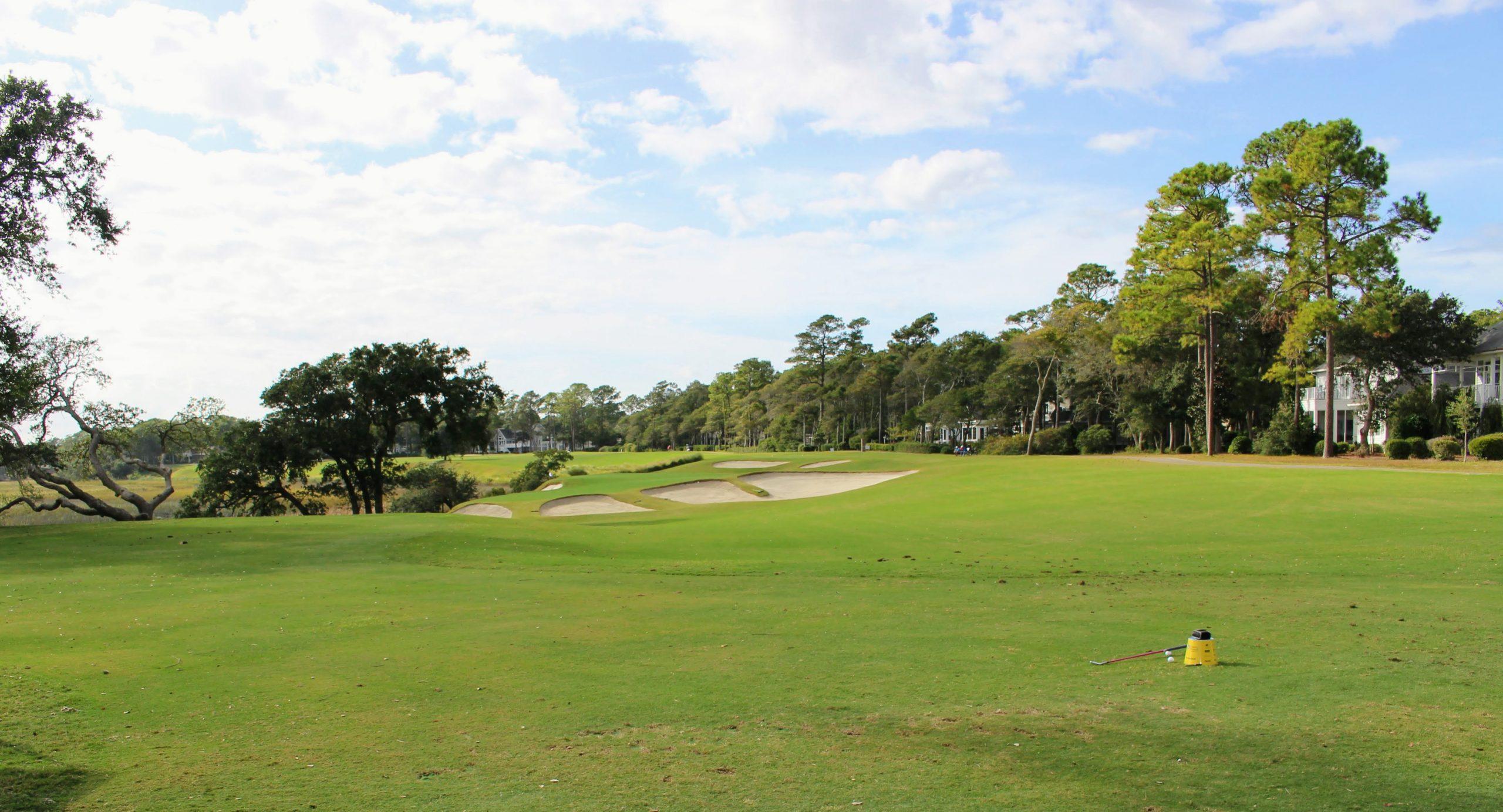 No 3 Tidewater Golf Club.